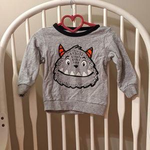 Infant Boy Carter's Sweatshirt